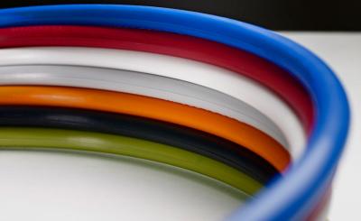 Cordón de silicona